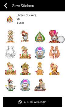 God Stickers For WhatsApp - WAStickerApp screenshot 1