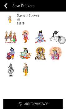 God Stickers For WhatsApp - WAStickerApp screenshot 4