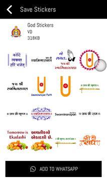 God Stickers For WhatsApp - WAStickerApp screenshot 5