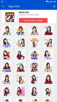 Sticker All In one For WASticker poster