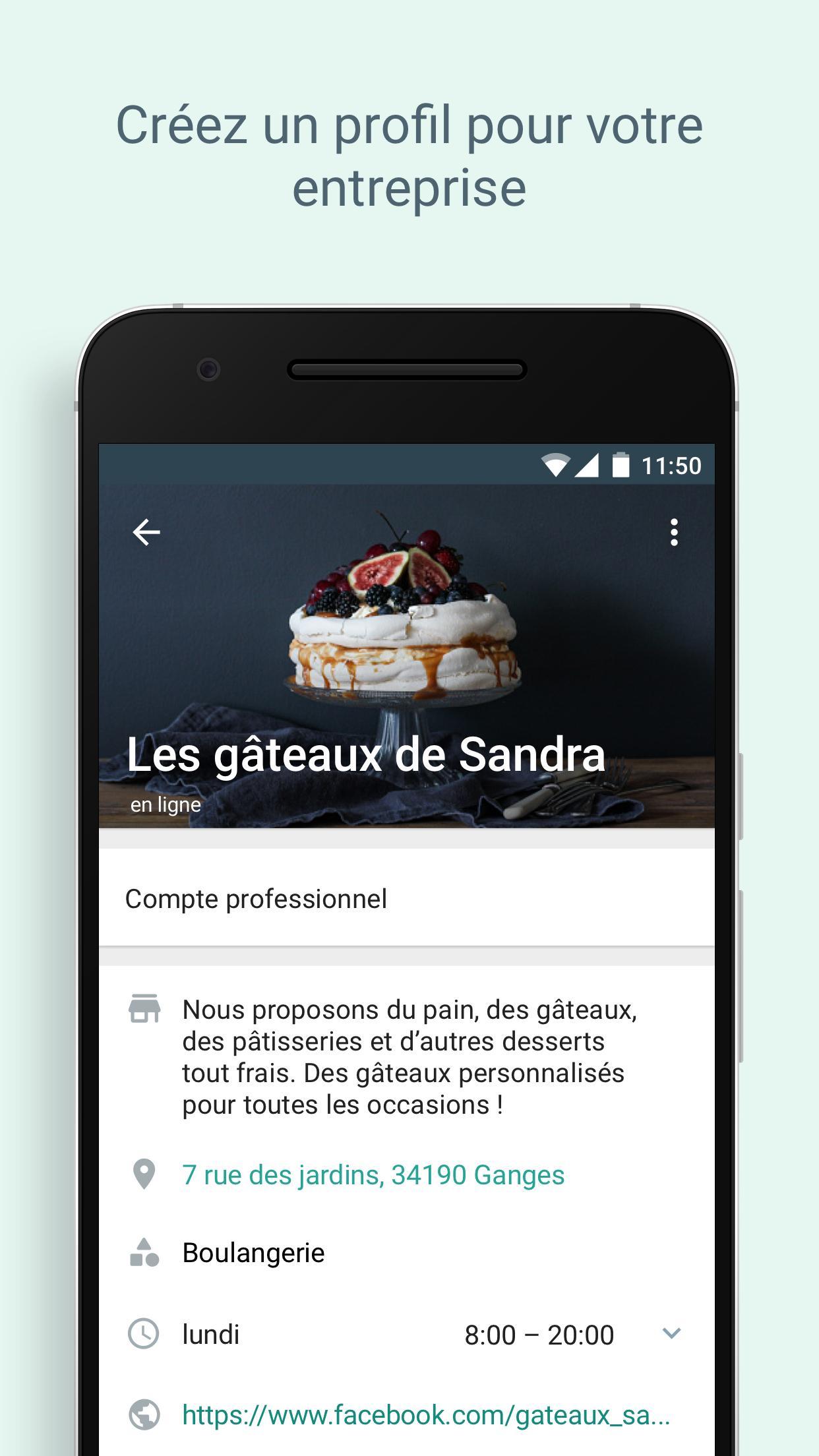 Whatsapp Business Pour Android Telechargez L Apk