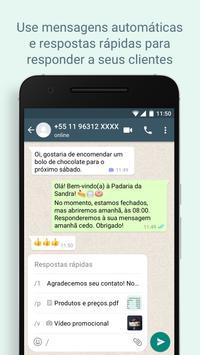 WhatsApp Business imagem de tela 3