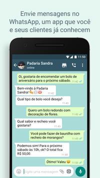 WhatsApp Business imagem de tela 1