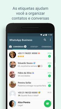 WhatsApp Business imagem de tela 2