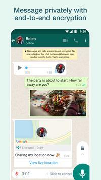 WhatsApp screenshot 1