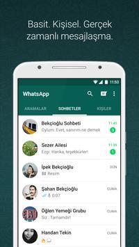 WhatsApp gönderen