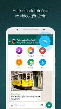 WhatsApp Ekran Görüntüsü 1
