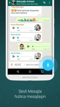 WhatsApp Ekran Görüntüsü 3