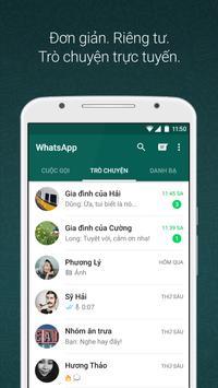 WhatsApp bài đăng