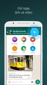 WhatsApp ảnh chụp màn hình 1