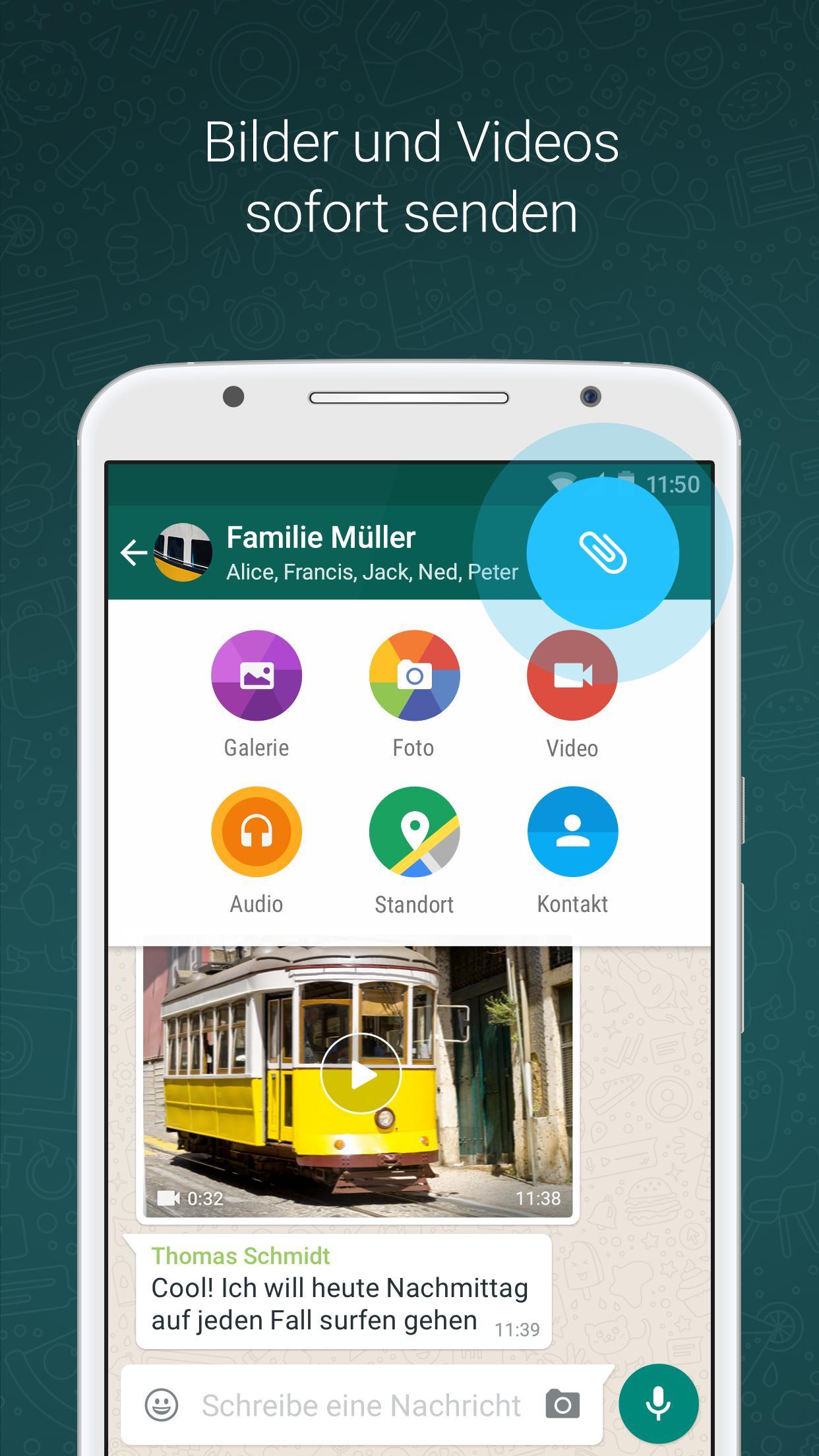 Whatsapp Fur Android Apk Herunterladen