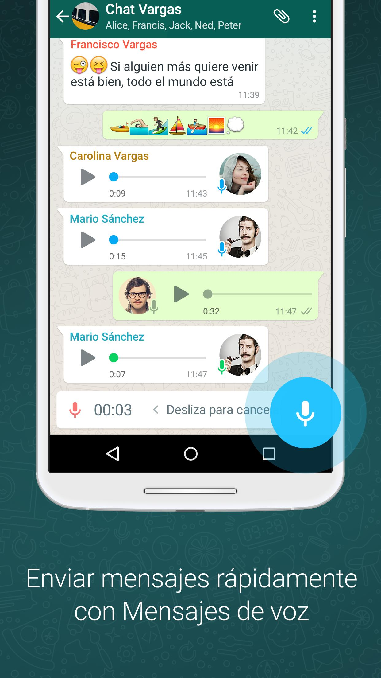 Whatsapp Smiley Update Android