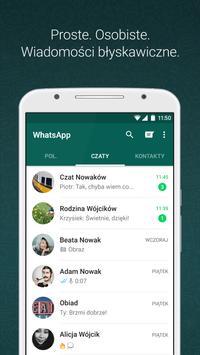 WhatsApp plakat