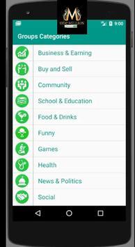 WhatsApp 1million Group  Join screenshot 5