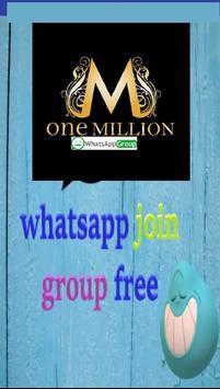 WhatsApp 1million Group  Join screenshot 1