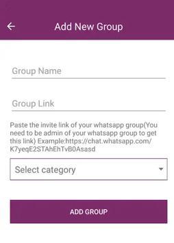 WhatsApp 1million Group  Join screenshot 3