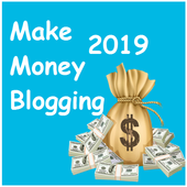 Start Blogging And Earn Money 2019 icon
