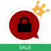 Lock for apps (WhatsLock) أيقونة