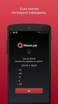 Bloquear Whats (WhatsLock) imagem de tela 6