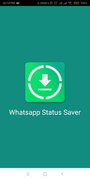 Status Saver for Whatsapp 2019 poster