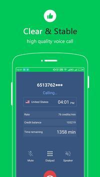 Free Calls syot layar 1