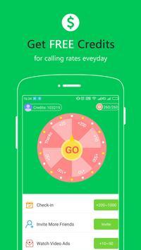 Free Calls syot layar 3