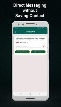 Whats web scan pro - dual app for whatsapp captura de pantalla 6