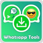 Status Saver, Sticker Maker for Whatsapp icon