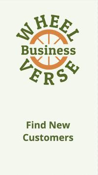 WheelVerse for Business Owners poster