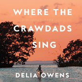 Where the Crawdads Sing - audiobook icon