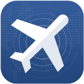 Where is My Plane? : The Flight Tracker Free icon