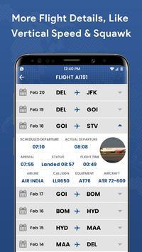 Where is My Plane? : The Flight Tracker Free screenshot 1