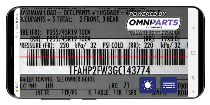 OMNIPARTS AUTOMOTIVE poster