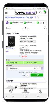 OMNIPARTS AUTOMOTIVE screenshot 3