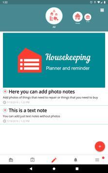 Housekeeping. Planner & reminder household chores screenshot 11