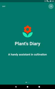House plants - gardener diary, herbs, grower screenshot 9
