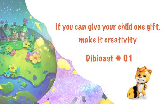 Dibicast - Creative Parenting, Creative Children screenshot 2
