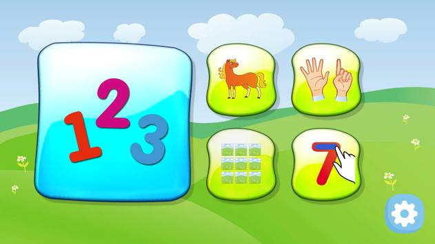 Mathematics and numbers for kids. Learn numbers screenshot 4