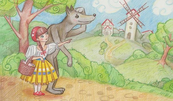 Tales and fairy tales audio books with pictures screenshot 9