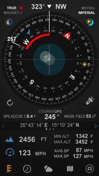 Compass 54 تصوير الشاشة 1