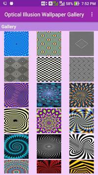 Optical Illusion Wallpaper Gallery screenshot 1
