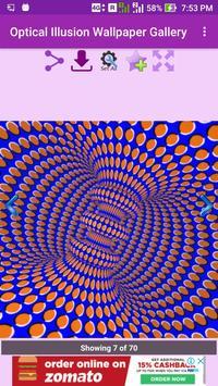 Optical Illusion Wallpaper Gallery screenshot 3
