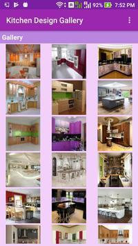 Kitchen Design Gallery screenshot 1
