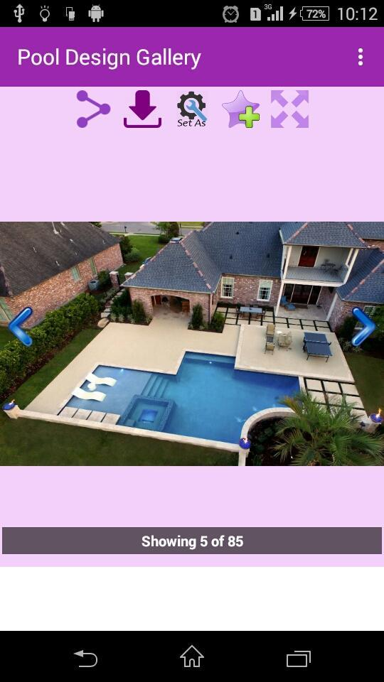Pool Designs Gallery For Android Apk Download