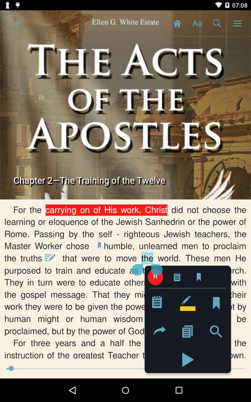EGW Writings 2 for Android - APK Download
