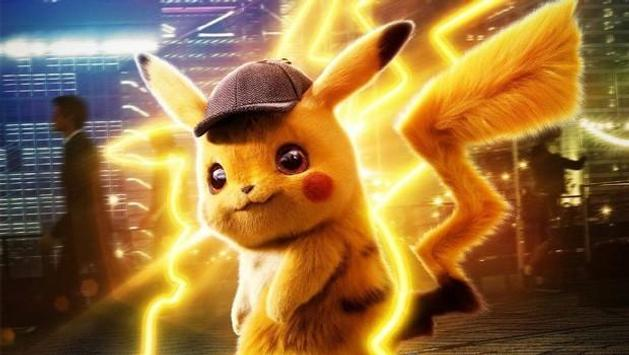 Wallpaper Detective Pikachu Hd For Android Apk Download