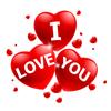 Icona Romantic Love Stickers