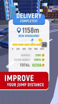 Crash Delivery! Destruction & smashing flying car! скриншот 4