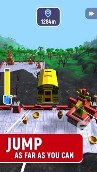 Crash Delivery! Destruction & smashing flying car! постер