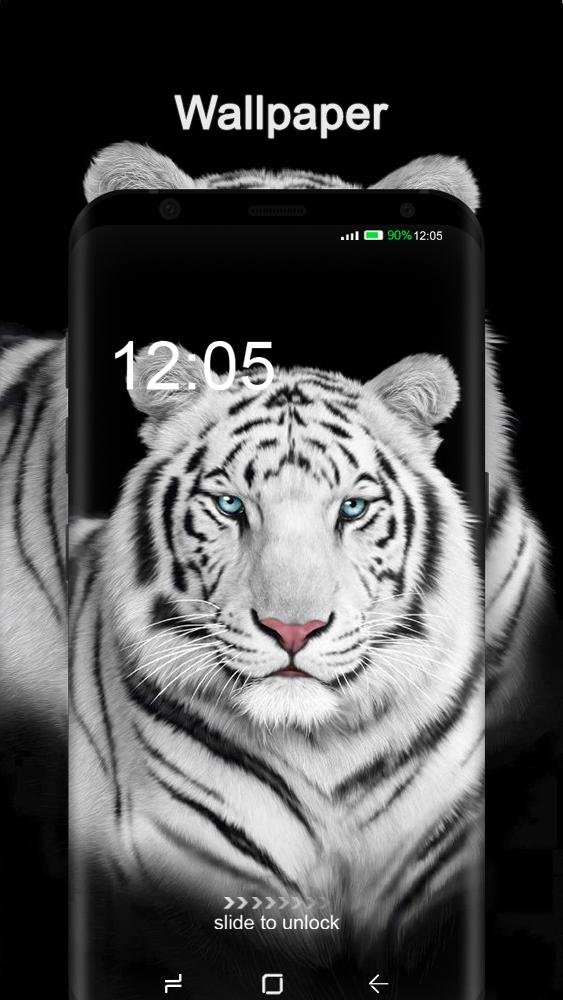 White Tiger Wallpapers Hd For Android Apk Download